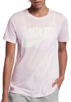 Triko Nike W NSW ESSNTL TEE HBR