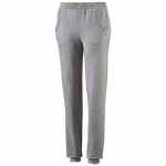 Kalhoty Puma ESS Sweat Pants TR cl W light gray heath