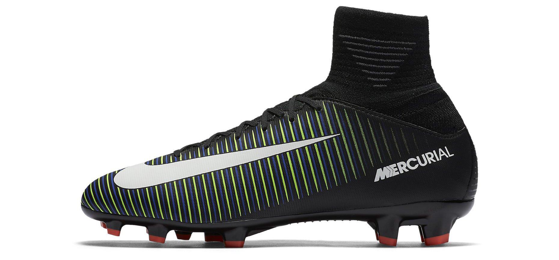 Football shoes Nike JR MERCURIAL SUPERFLY V FG