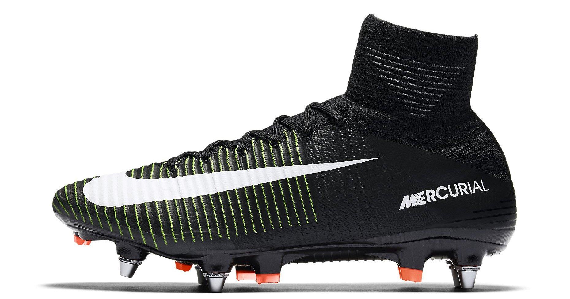 Football shoes Nike MERCURIAL SUPERFLY V SG PRO