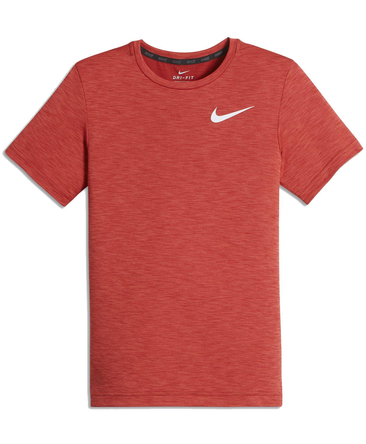 Nike Boys B Nk Dry Top Ss T-Shirt