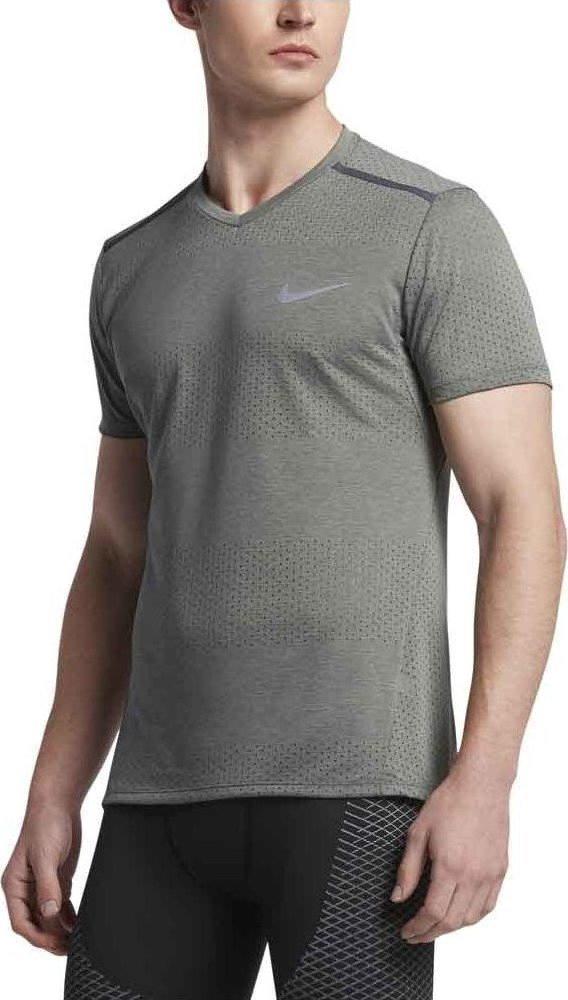 T shirt Nike M NK BRTHE TOP SS TAILWIND CLV