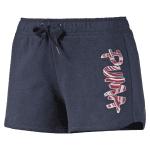 FUN HERO Shorts W peacoat heather