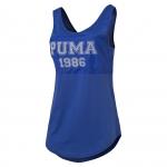 Tílko Puma STYLE Per- Best ATHL Tank W dazzling blu