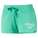 Šortky Puma STYLE ATHL Shorts W mint leaf