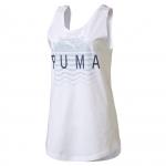 Triko Puma Summer Tank white