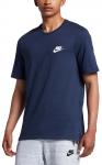 Triko Nike M NSW AV15 TOP SS KNIT