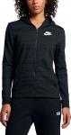 Bunda s kapucí Nike W NSW AV15 JKT KNT
