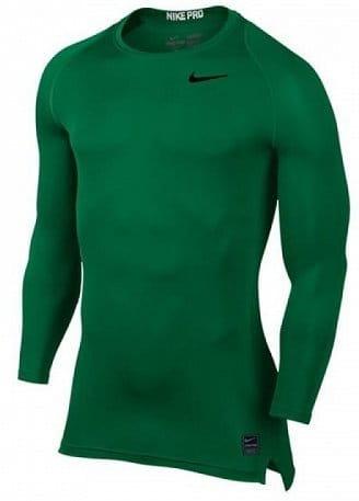 Pánský tréninkový top s dlouhým rukávem Nike Pro