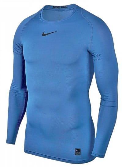 Langarm-T-Shirt Nike M NP TOP LS COMP