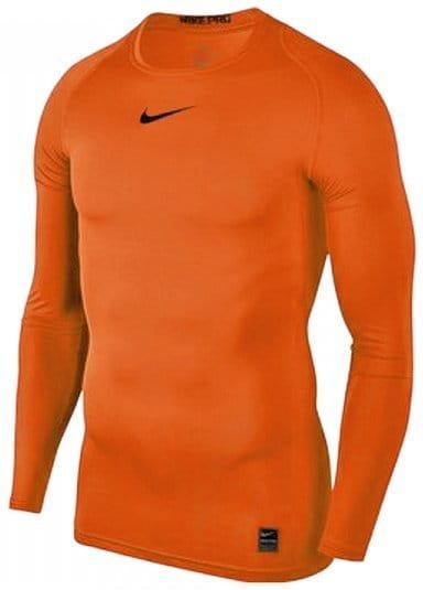 Tricou cu maneca lunga Nike M NP TOP LS COMP