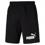 "Šortky Puma ESS No.1 Sweat Shorts 9"" Cotton Black"