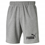 "Šortky Puma ESS No.1 Sweat Shorts 9"" Medium Gray Hea"