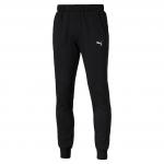 Kalhoty Puma ESS Sweat Pants SLIM, FL, cl. Cotton Bla