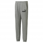 Kalhoty Puma ESS No.1 Sweat Pants, Fl, cl Medium Gray