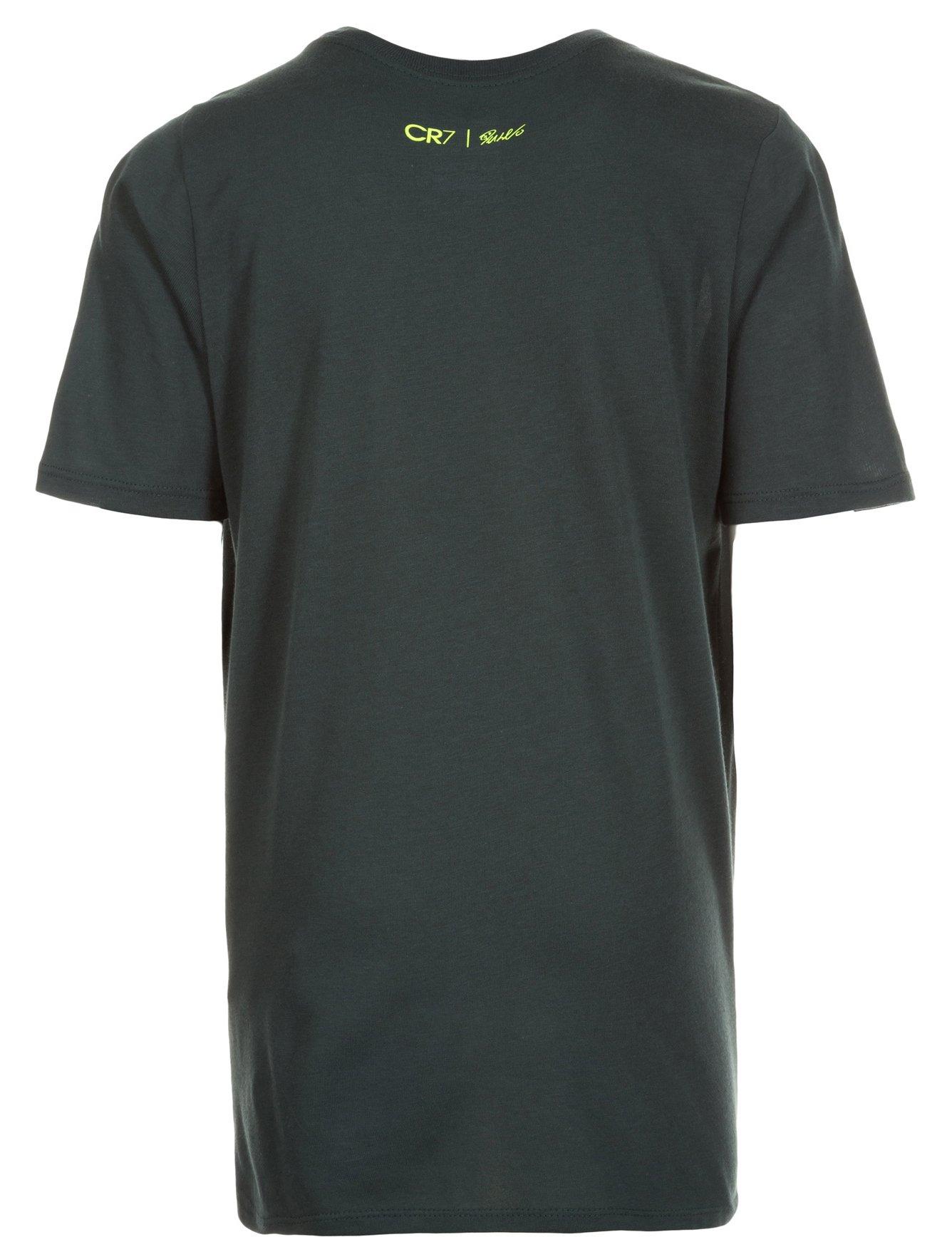 Tri ko nike ronaldo b nk logo tee for Company logo shirts no minimum