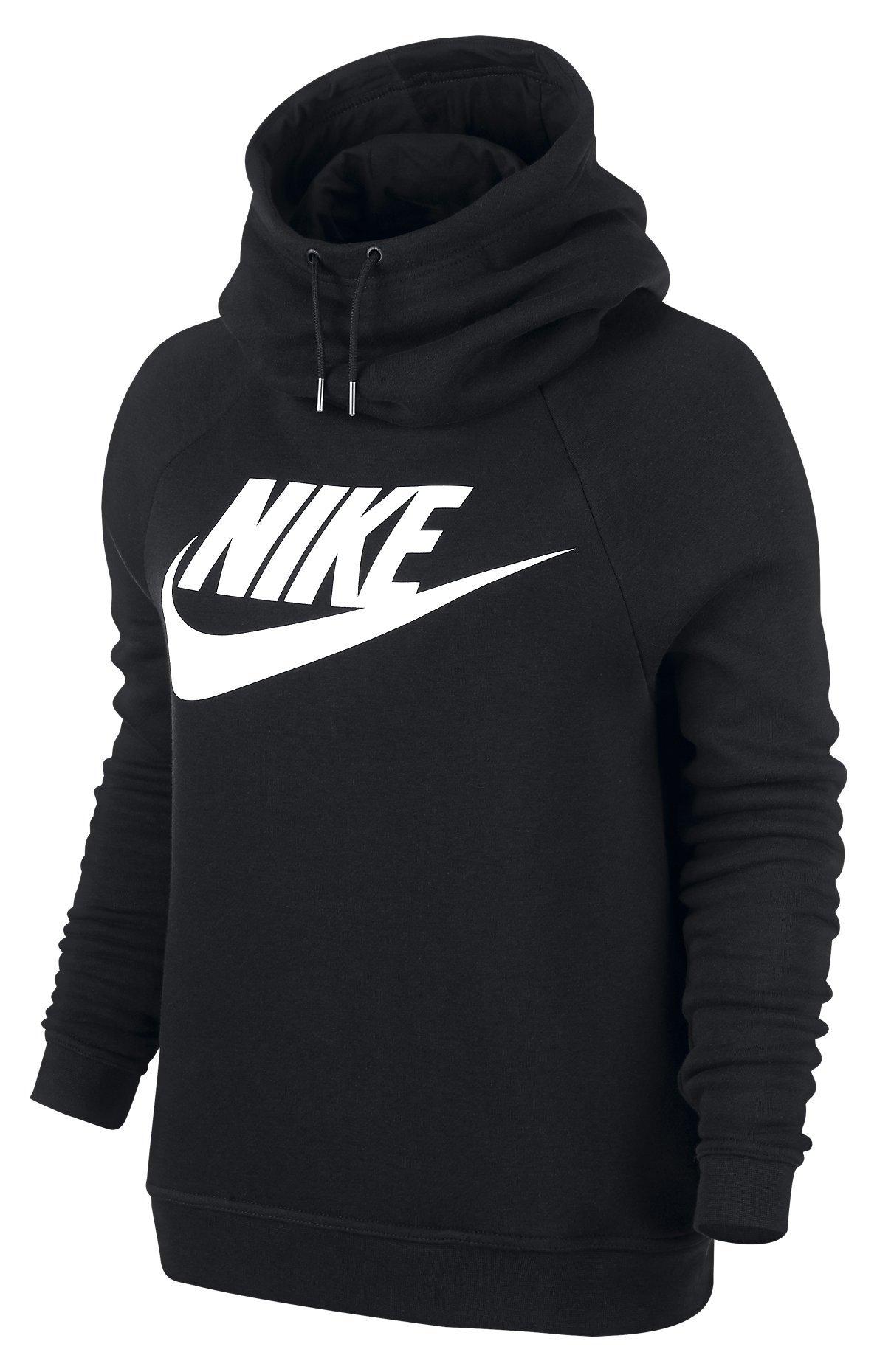 hooded sweatshirt nike w nsw rally hoodie gx1. Black Bedroom Furniture Sets. Home Design Ideas
