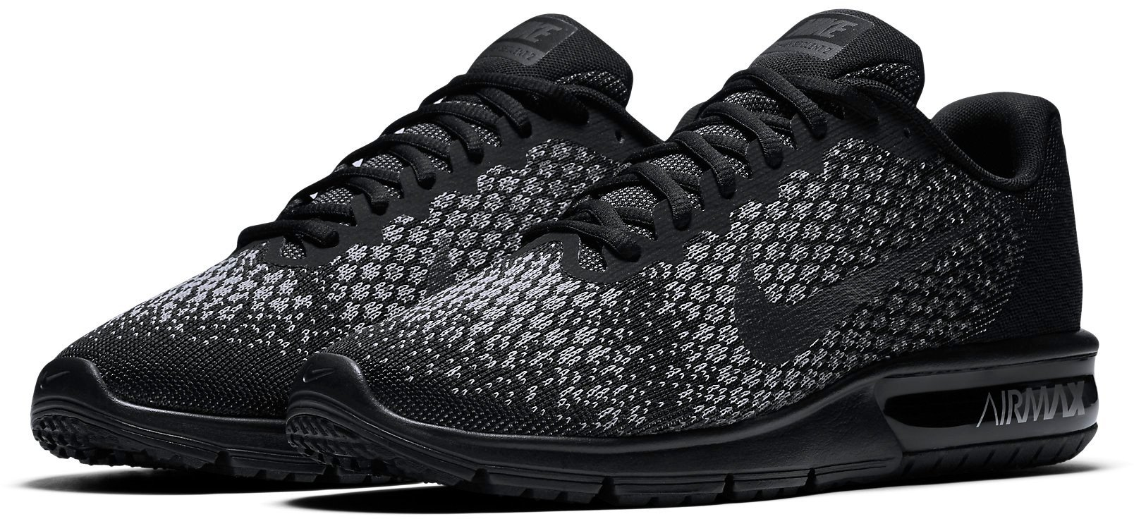 running shoes nike air max sequent 2. Black Bedroom Furniture Sets. Home Design Ideas