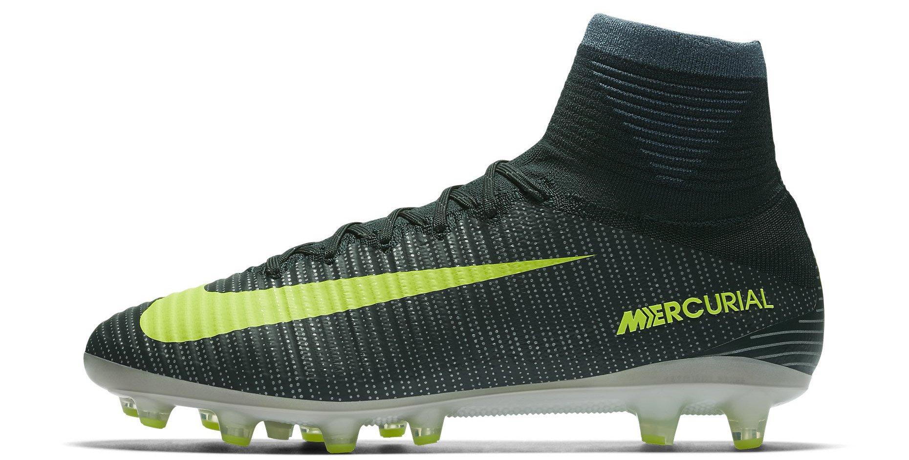 CR 7 New Nike Mercurial Superfly V FG football boots