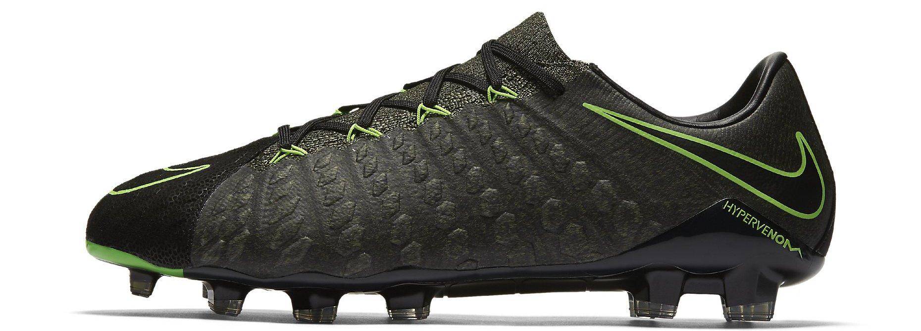 Football shoes Nike Hypervenom Phantom III FG Tech Craft