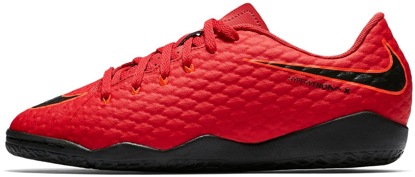 De confianza Cuatro Pico  Indoor/court shoes Nike JR HYPERVENOMX PHELON III IC - Top4Football.com