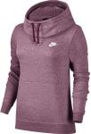 Mikina s kapucí Nike W NSW FNL FLC