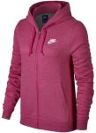 Mikina s kapucí Nike W NSW HOODIE FZ FLC
