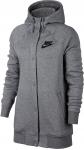 Mikina s kapucí Nike W NSW RALLY JKT HD