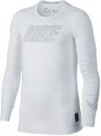 Triko s dlouhým rukávem Nike B NP TOP LS COMP