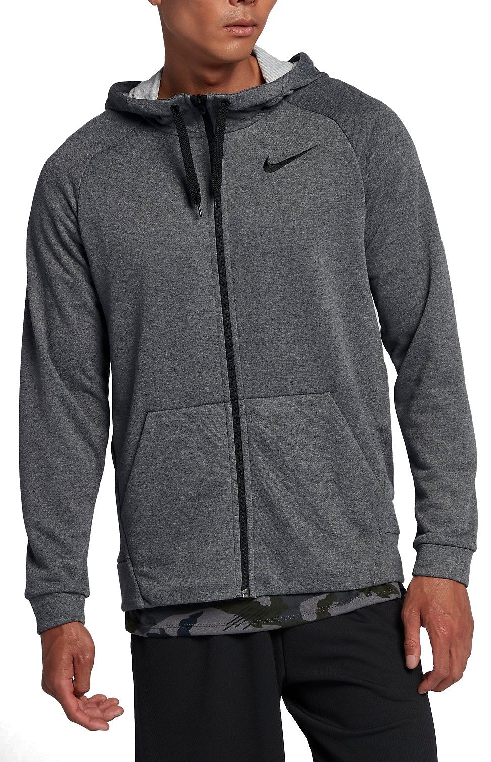 Hooded sweatshirt Nike M NK DRY HOODIE FZ FLEECE