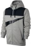 Mikina s kapucí Nike M NSW HOODIE FZ FLC HYBRID