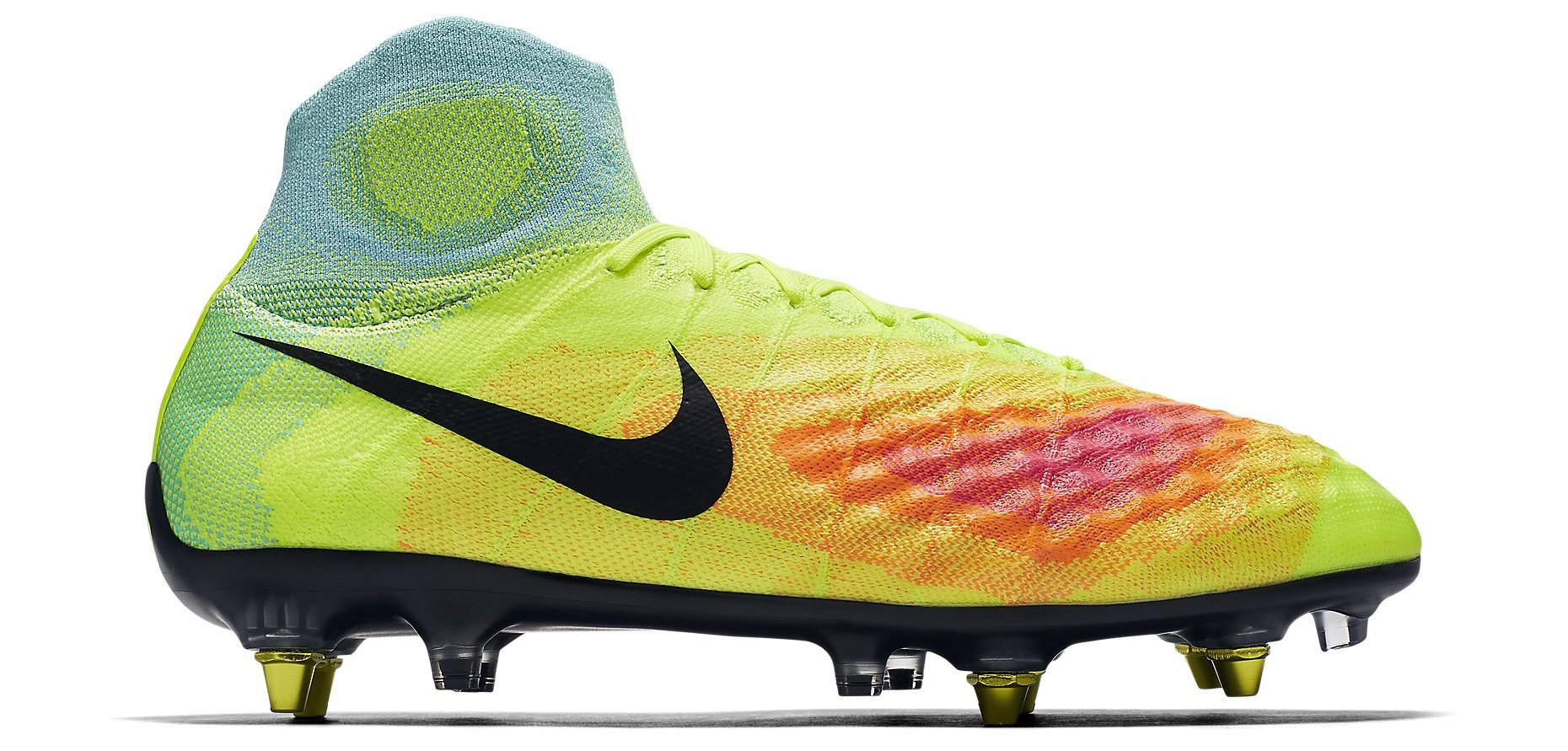Kopačky Nike Magista Obra Leather SG-PRO Anti Clog Traction