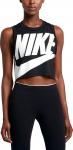 Tílko Nike W NSW ESSNTL TANK CROP HBR
