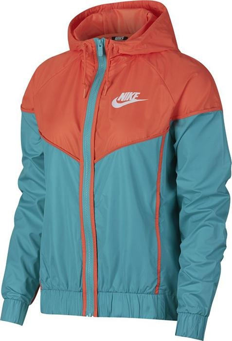 Hooded jacket Nike Windrunner W