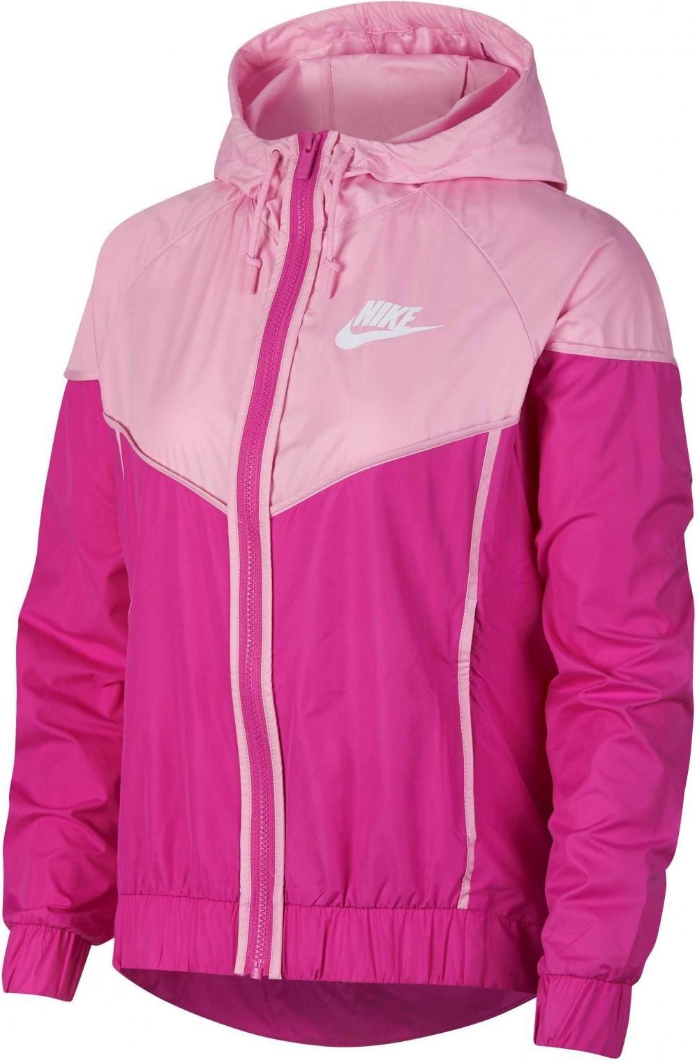 Hooded jacket Nike Windrunner W