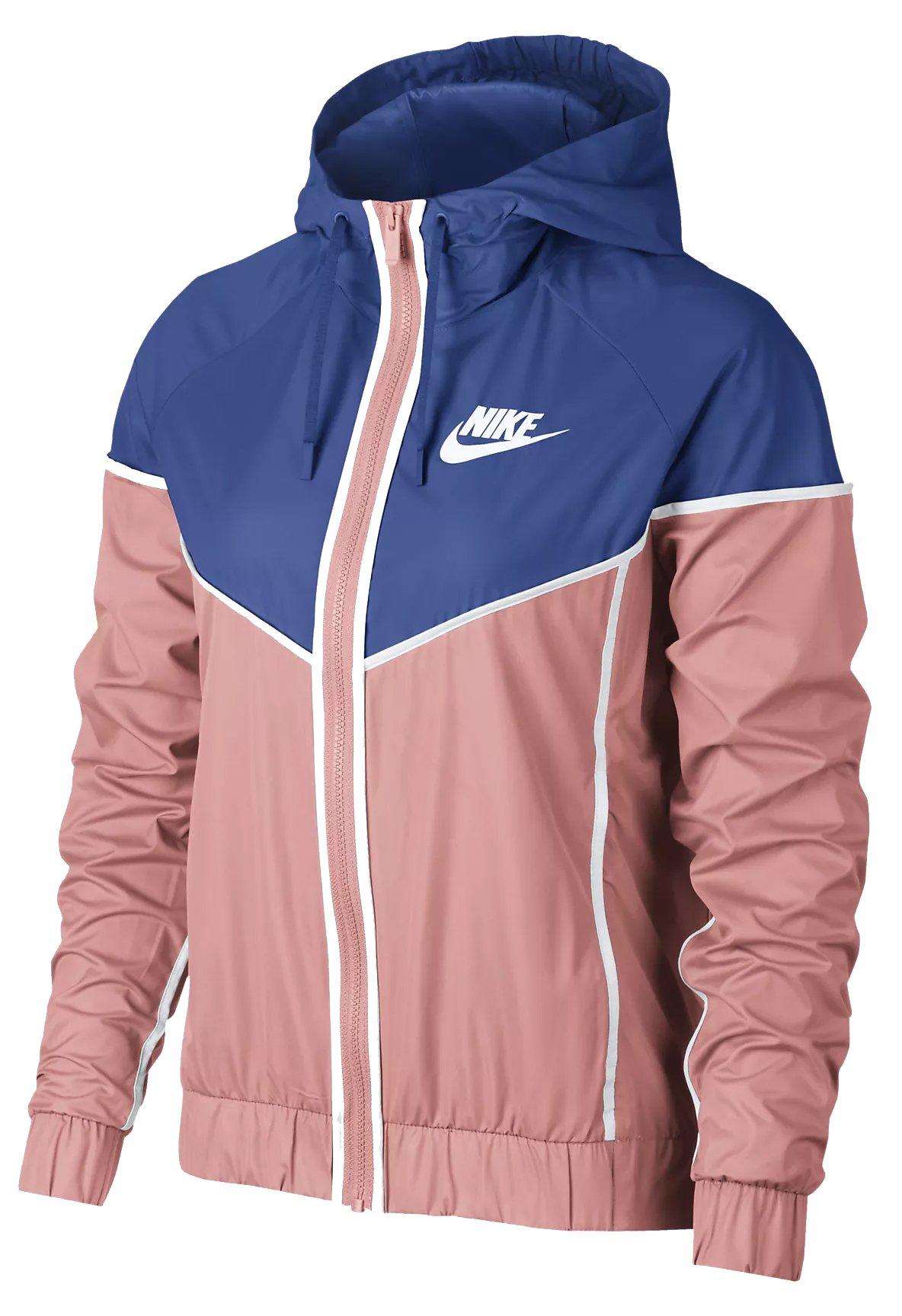 Hooded jacket Nike W NSW WR JKT