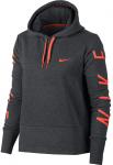 Mikina s kapucí Nike W NK DRY HOODIE PO GRX1 HO DSG