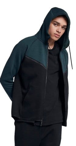 Destruir Violeta Perfecto  Hooded sweatshirt Nike M NSW TCH FLC WR HOODIE FZ CB - Top4Football.com