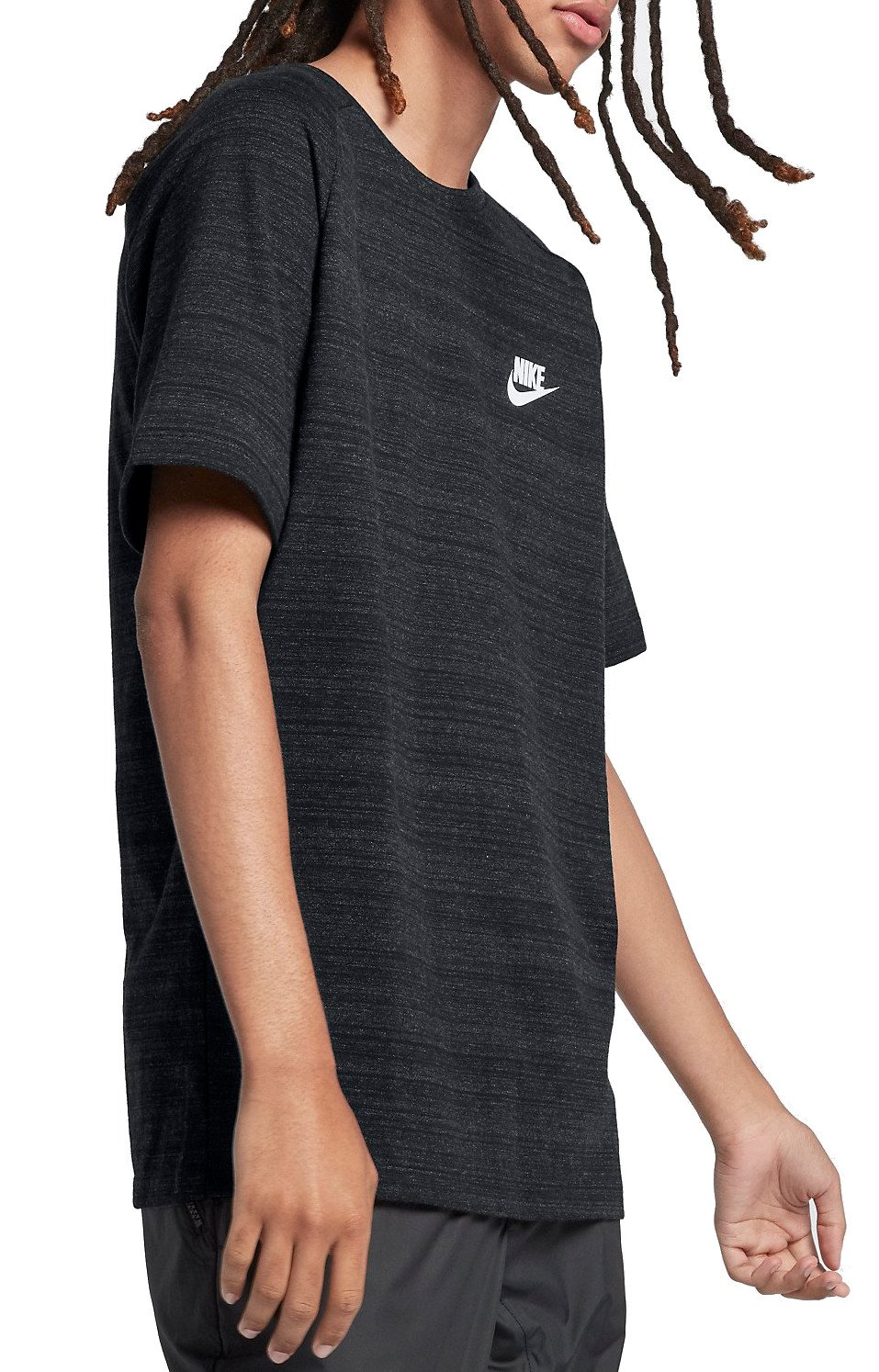 halcón Espectador legación  T-shirt Nike M NSW AV15 TOP KNIT SS - Top4Running.com