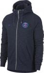 Mikina s kapucí Nike PSG M NSW HOODIE FZ FT AUT