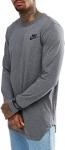 Triko s dlouhým rukávem Nike M NSW TEE LS AV LBR