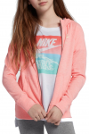 Mikina s kapucí Nike G NSW VNTG HOODIE FZ