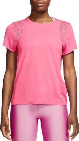 Tričko Nike W NK RUN TOP SS