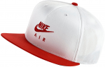 Kšiltovka Nike U NSW CAP PRO RED AIR