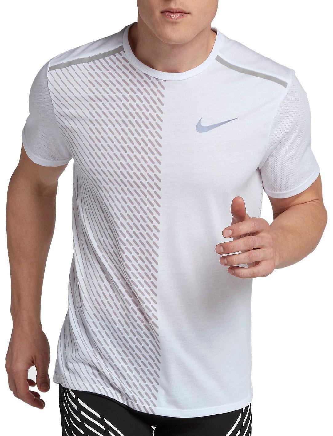0004d940d36c Pánské běžecké triko s krátkým rukávem Nike TAILWIND - Top4Sport.cz