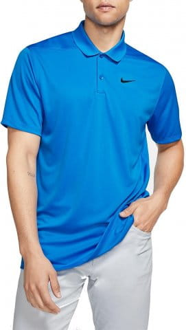M NK DRY VCTRY POLO SOLID LC