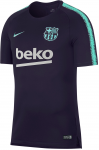 Triko Nike FCB M NK BRT SQD TOP SS