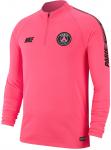 Triko s dlouhým rukávem Nike PSG M NK DRY SQD DRIL TOP