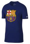 Triko Nike FCB M NK TEE EVERGREEN CREST