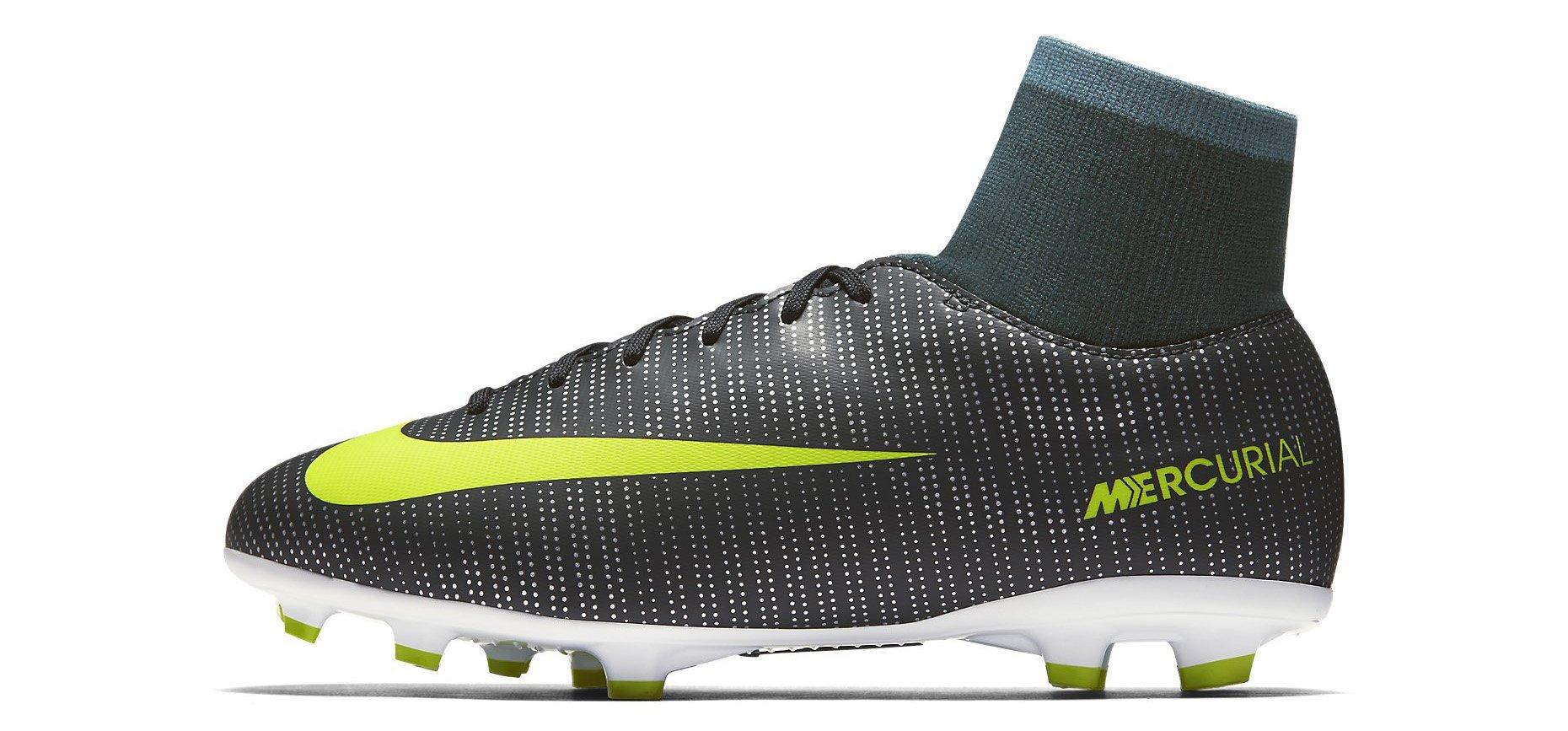3c157fd822077 Football shoes Nike JR MERCURIAL VCTY VI CR7 DF FG